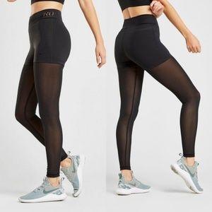 Nike Pro Deluxe Mesh Black